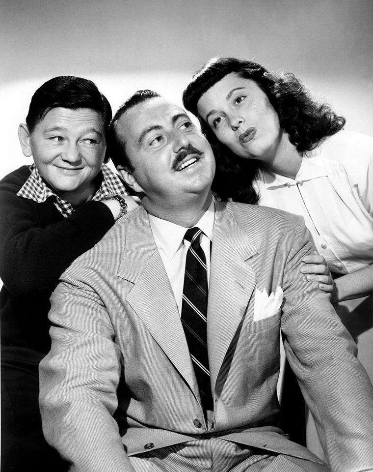 Harold Peary in The Great Gildersleeve