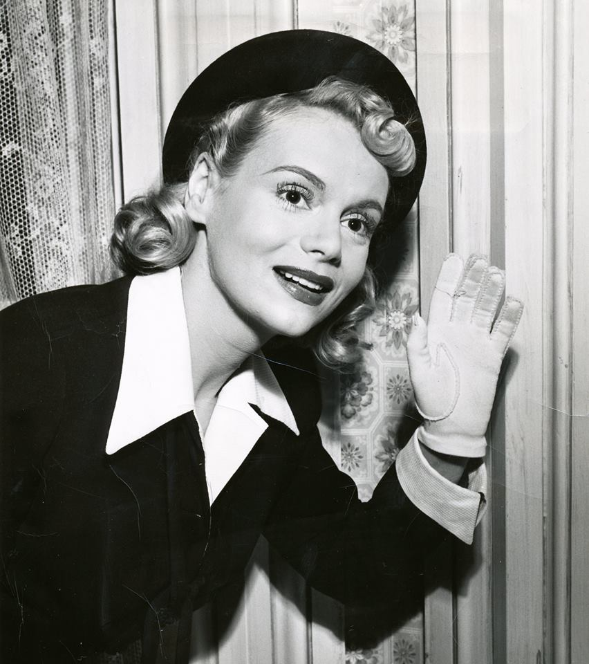 Marie Wilson! Wilson starred as Irma Peterson in the postwar comedy My Friend Irma. Get all your laughs in this 16 episode collection of My Friend Irma.