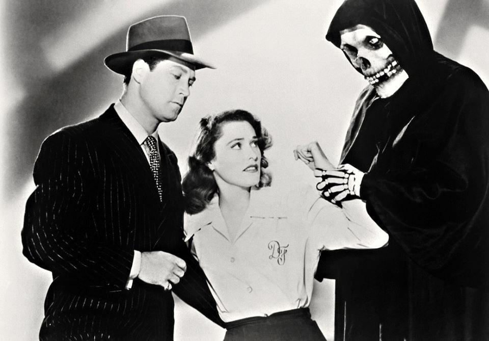 THE CRIMSON GHOST (1946) Clayton Moore, Linda Stirling
