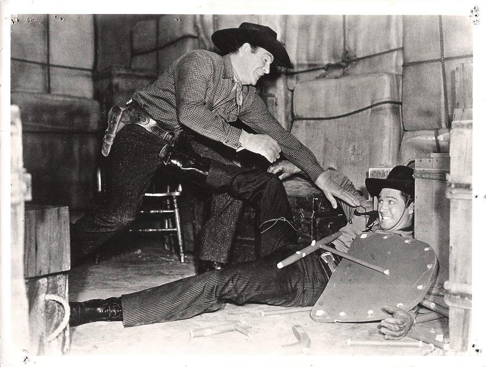 GHOST OF ZORRO (1949) Clayton Moore