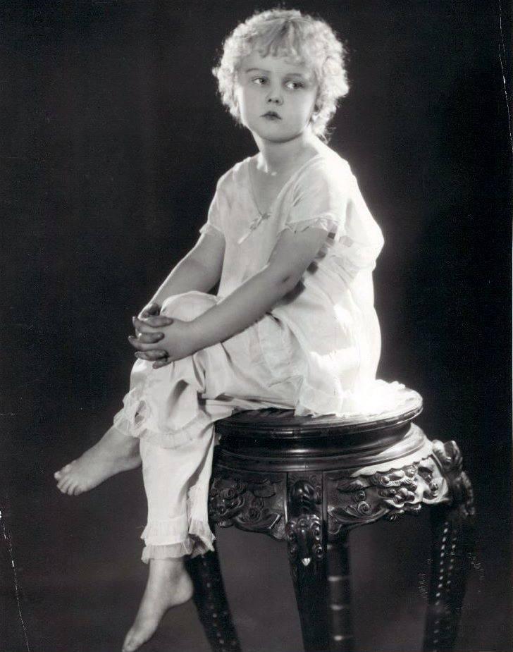 Jean Darling childood