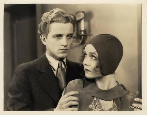 Phillips Holmes and Sylvia Sydney