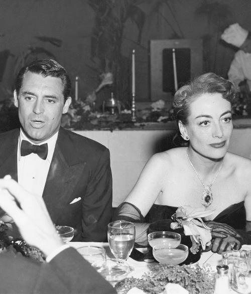 Joan Crawford & Cary Grant