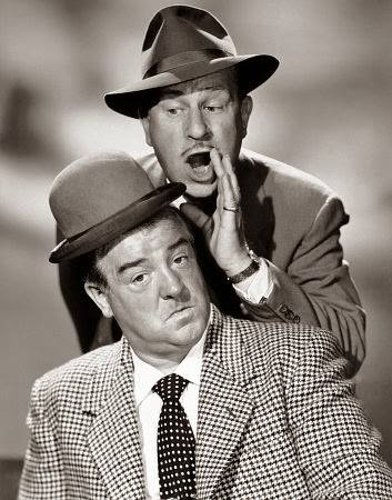 Abbott and Lou Costello