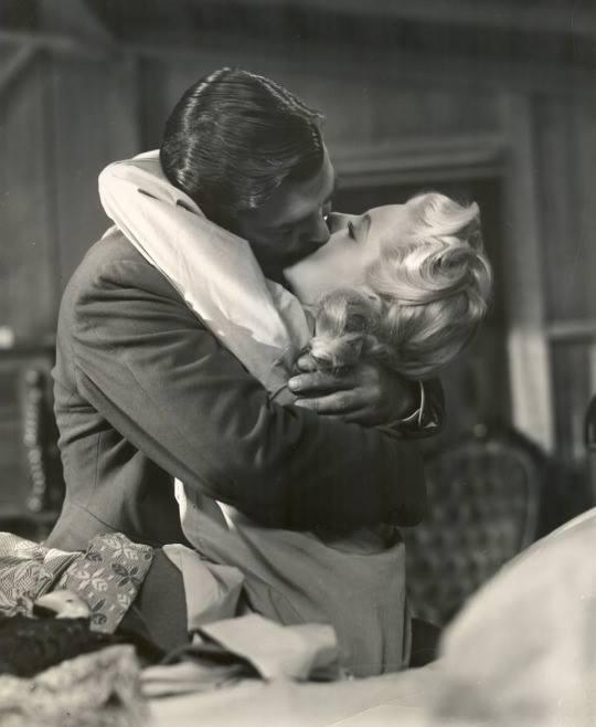 Clark Gable & Lana Turner.