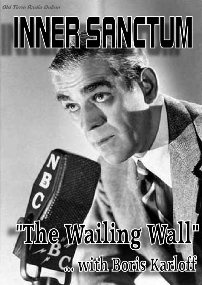 Boris Karloff | Radio Star | Old Time Radio Downloads