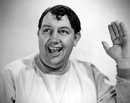Andy Devine! He was a character actor in Western radio and TV, Andy Devine was the sidekick of the greatest stars in Hollywood.
