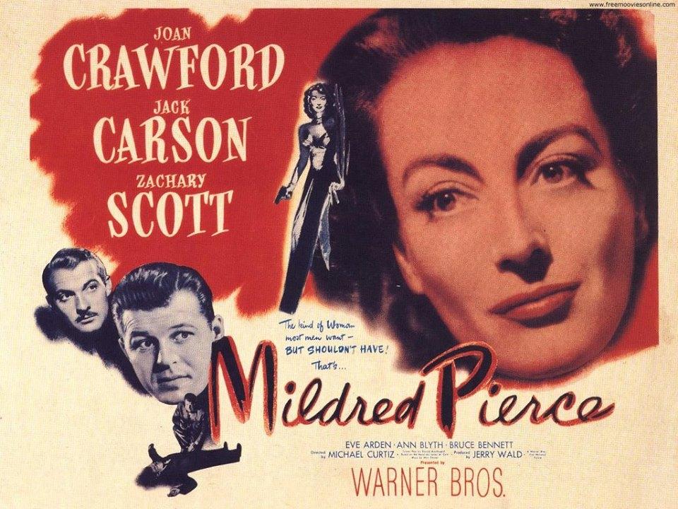 Jack Carson in MILDRED PIERCE