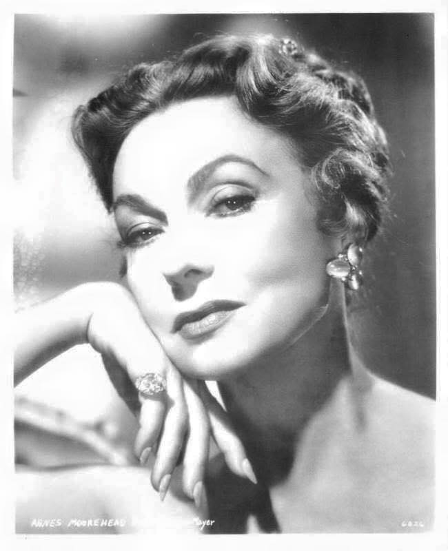 Agnes Moorehead | Radio Star | Old Time Radio Downloads