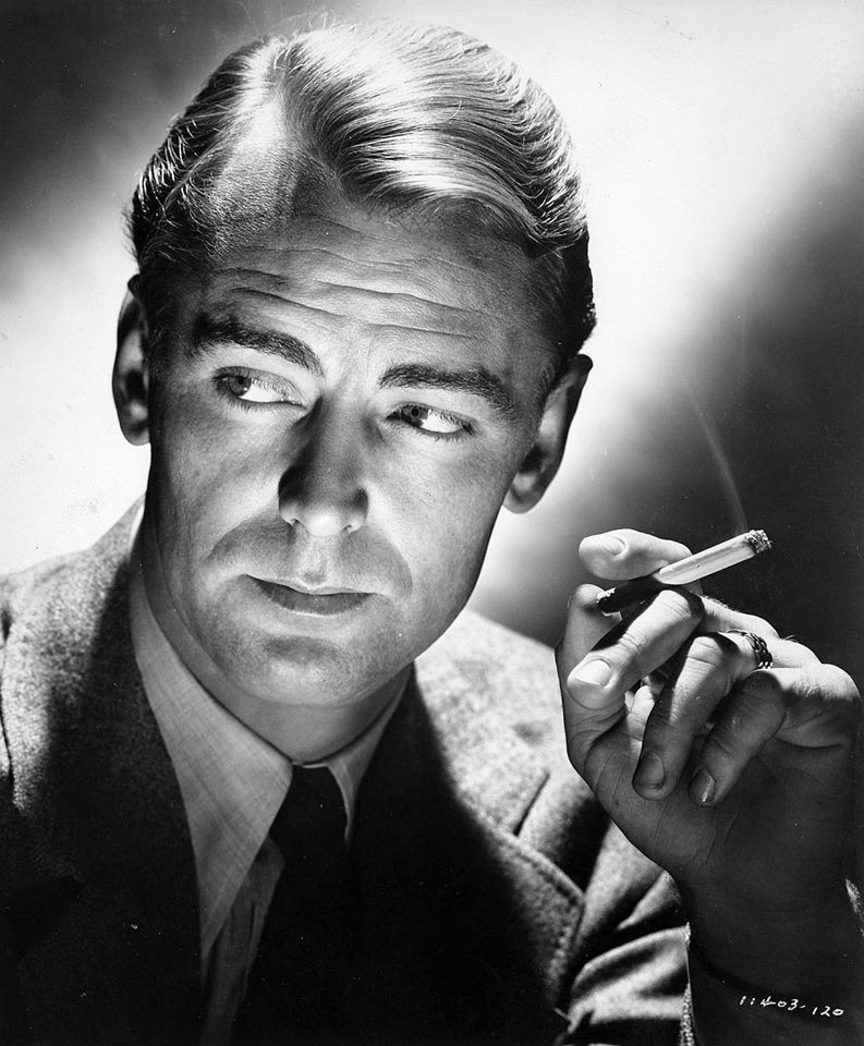 Image Result For Alan Ladd Movie Star