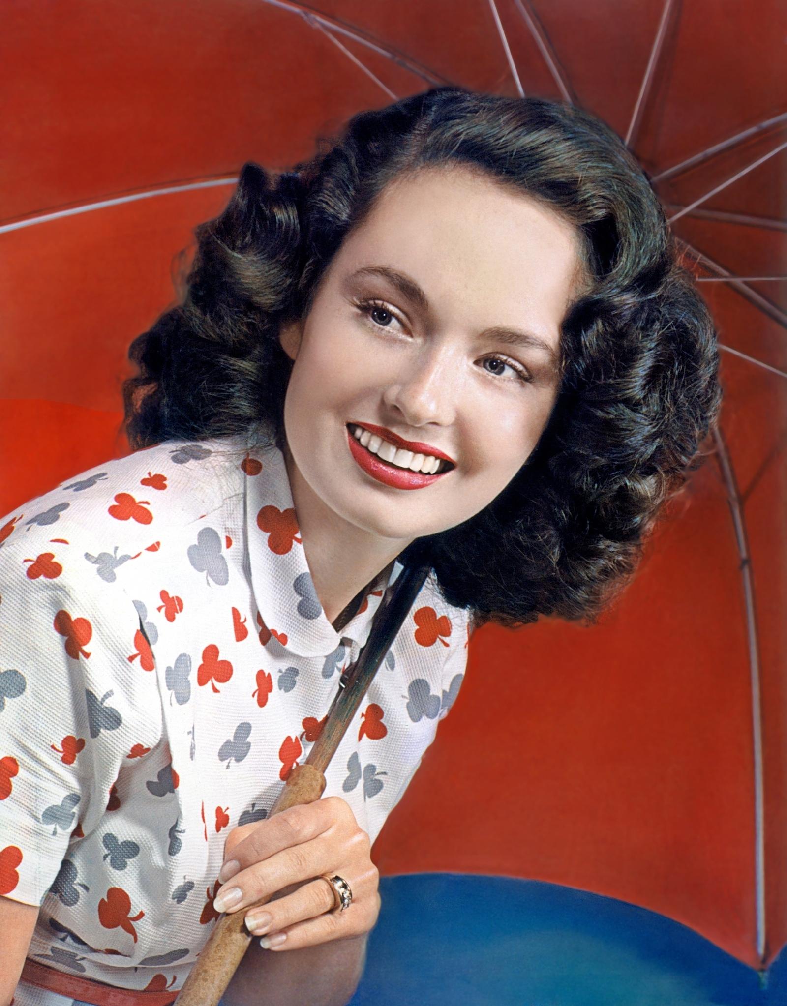 ann blyth actress biography