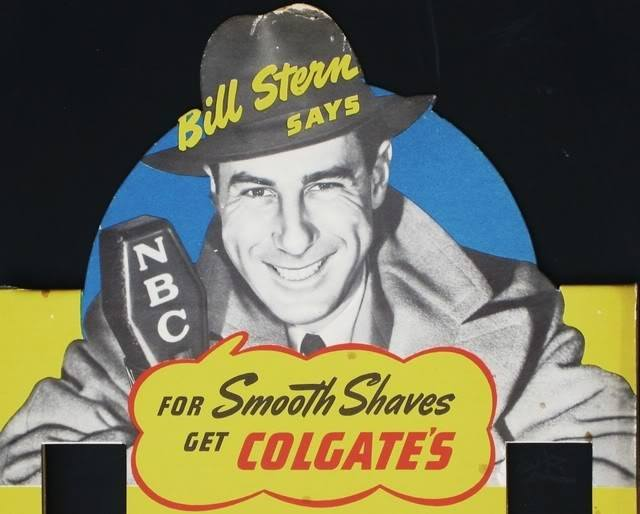 Bill Stern Colgate