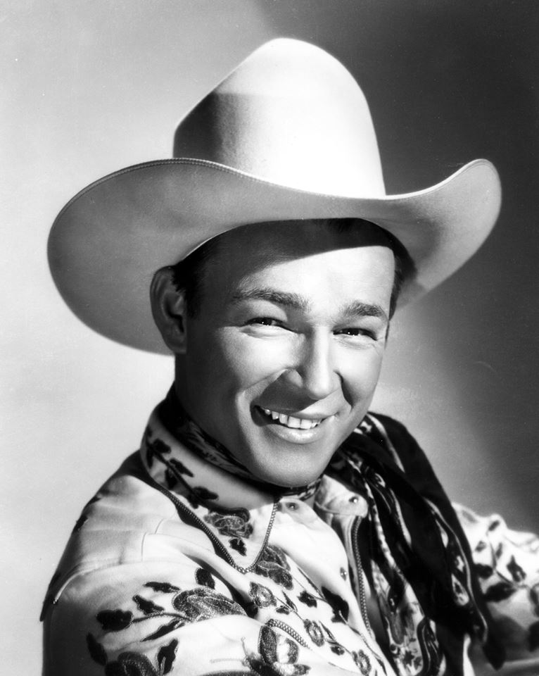 Roy Rogers! Rogers was known as