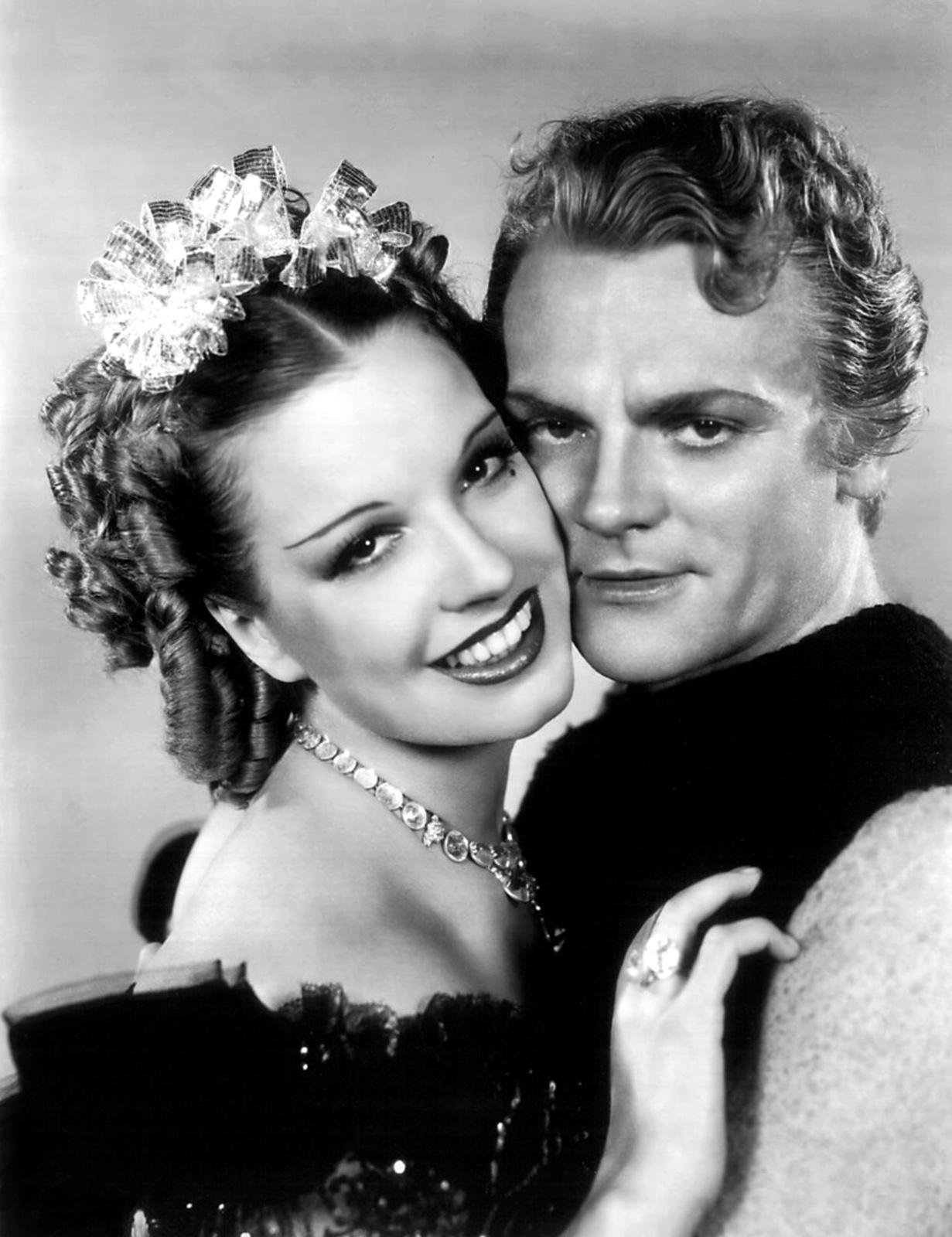 Lili Damita with James Cagney