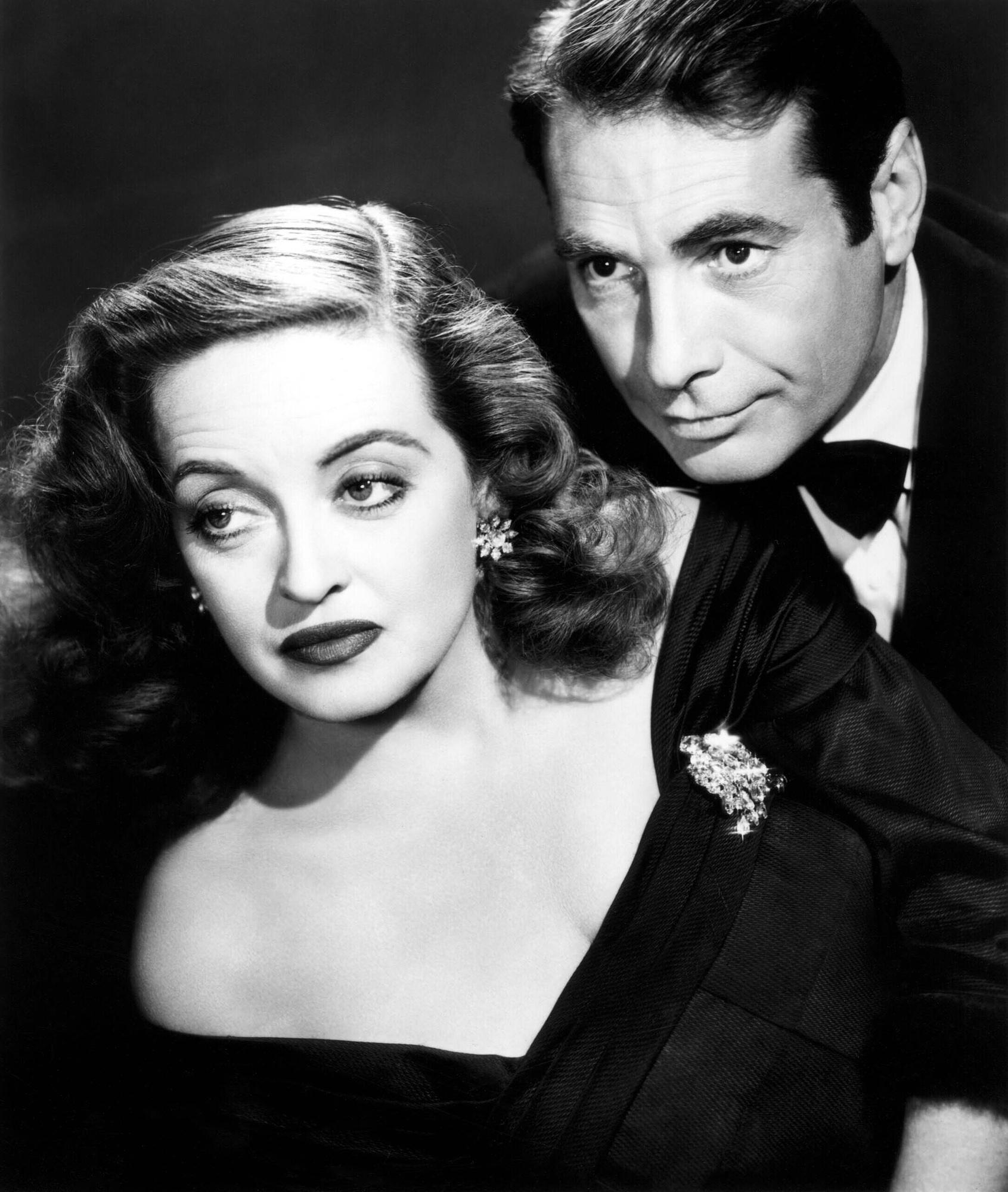 Bette Davis with Gary Merrill