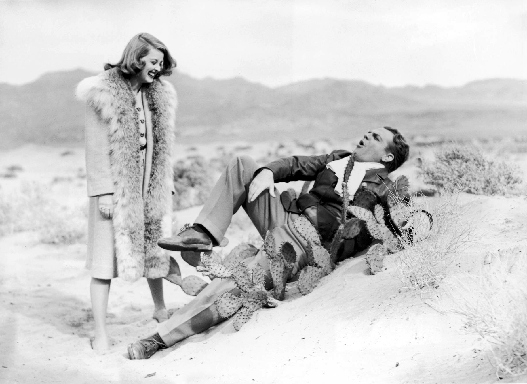 Bette Davis with James Cagney