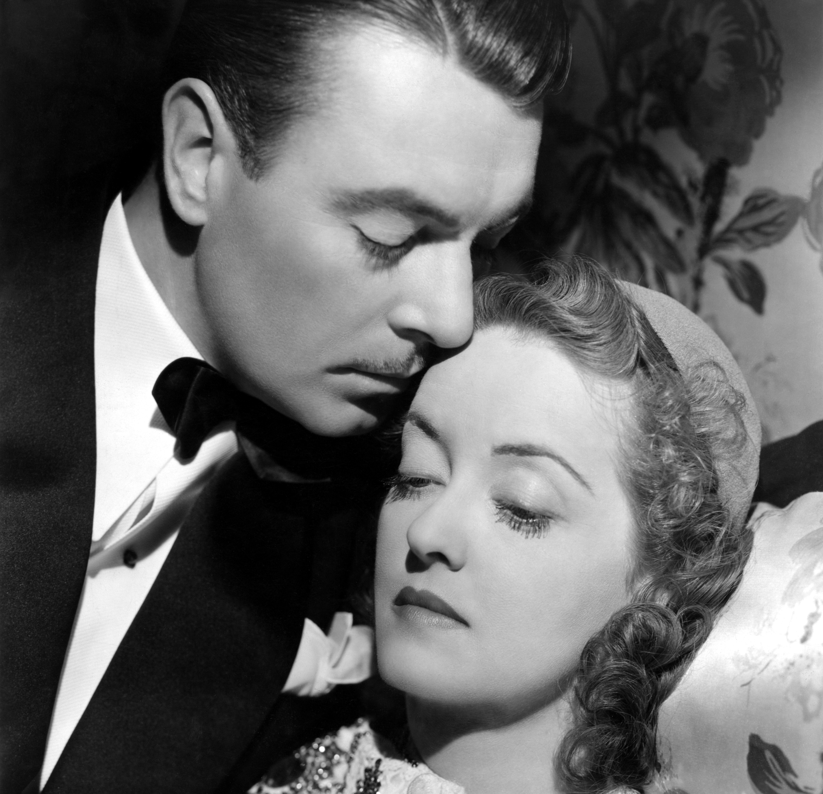 Bette Davis with George Brent