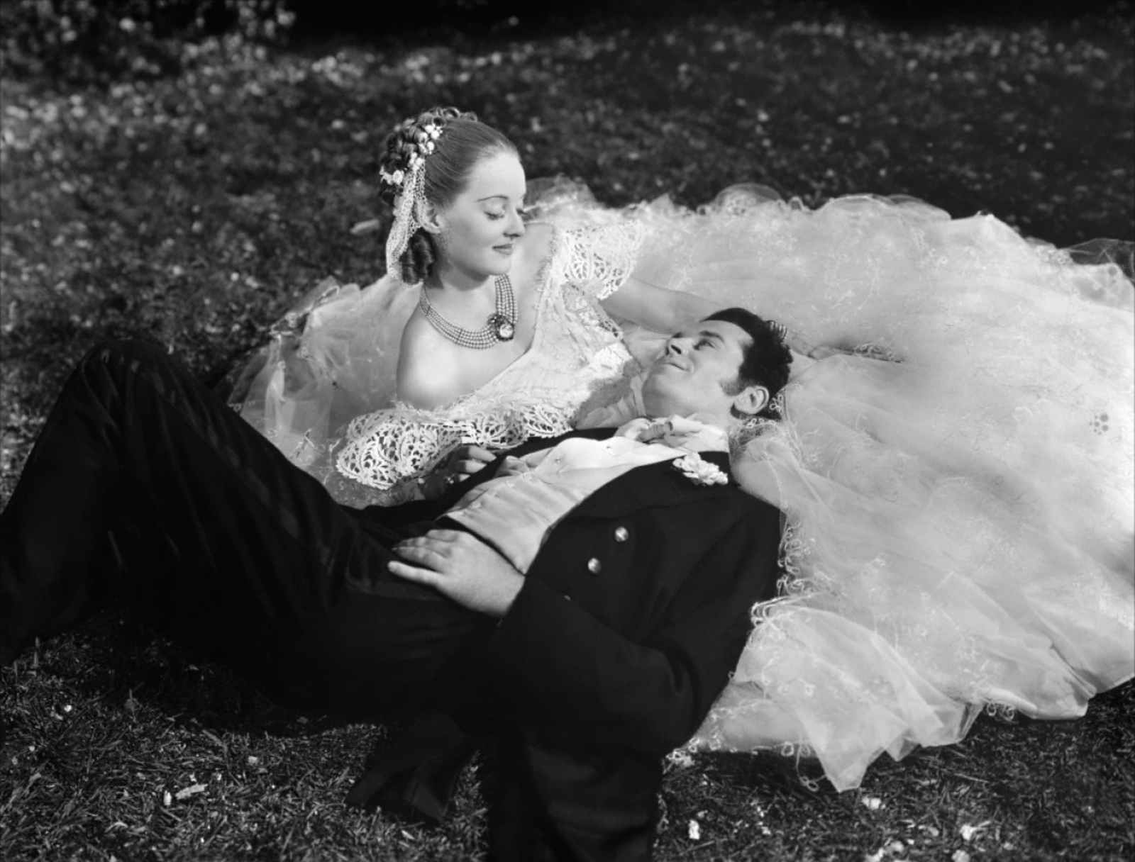 Bette Davis with Henry Fonda