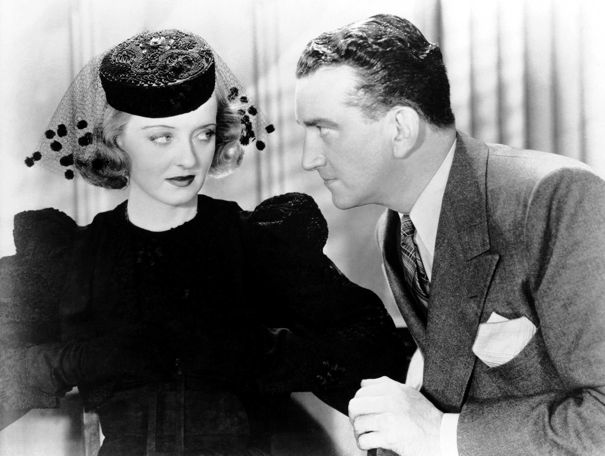 Bette Davis with John Litel