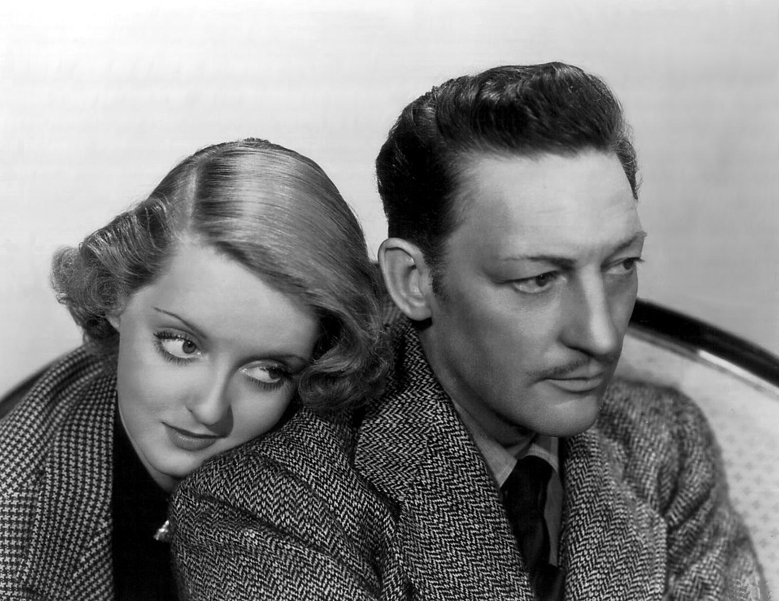 Bette Davis with Warren William