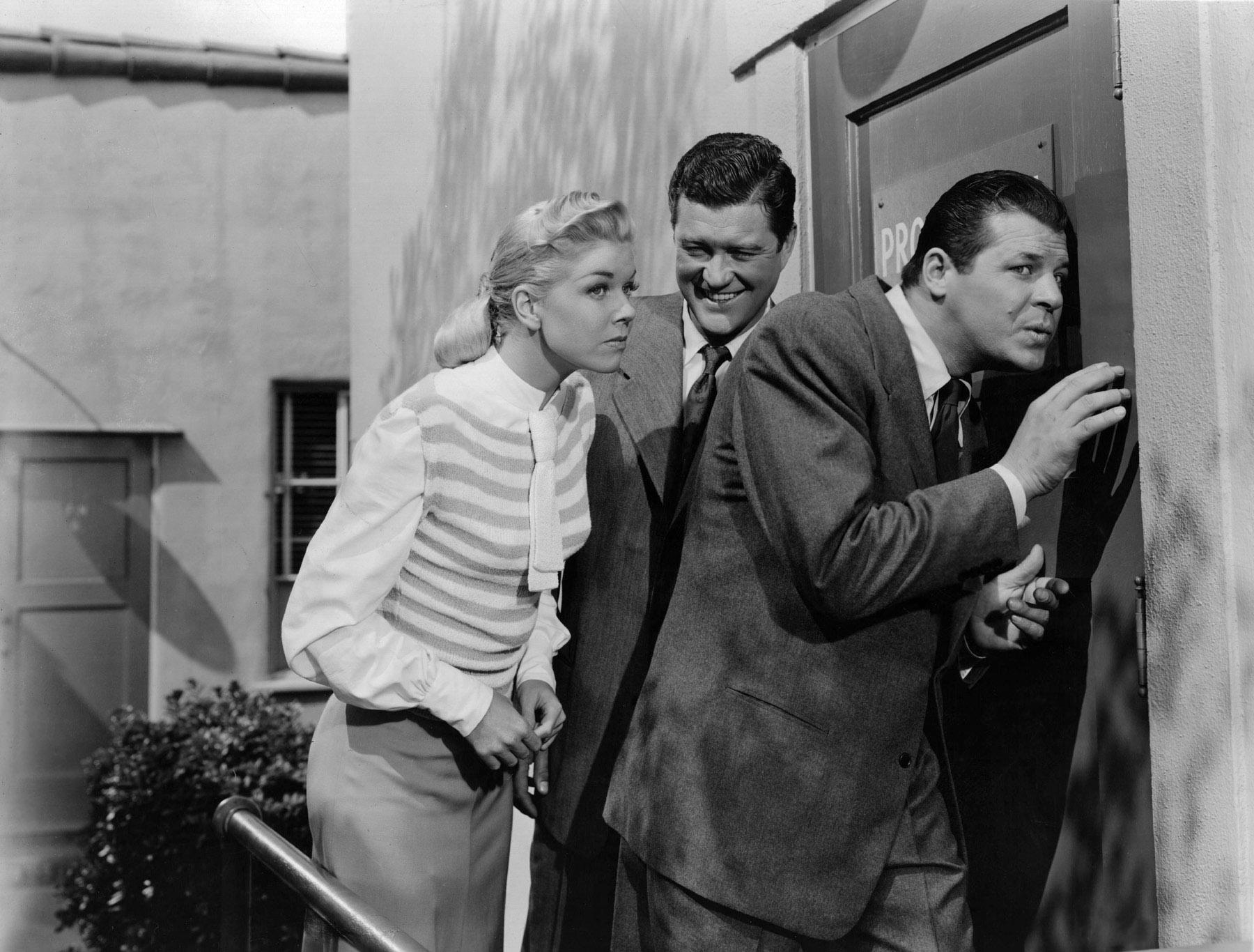 Doris Day, Dennis Morgan, Jack Carson