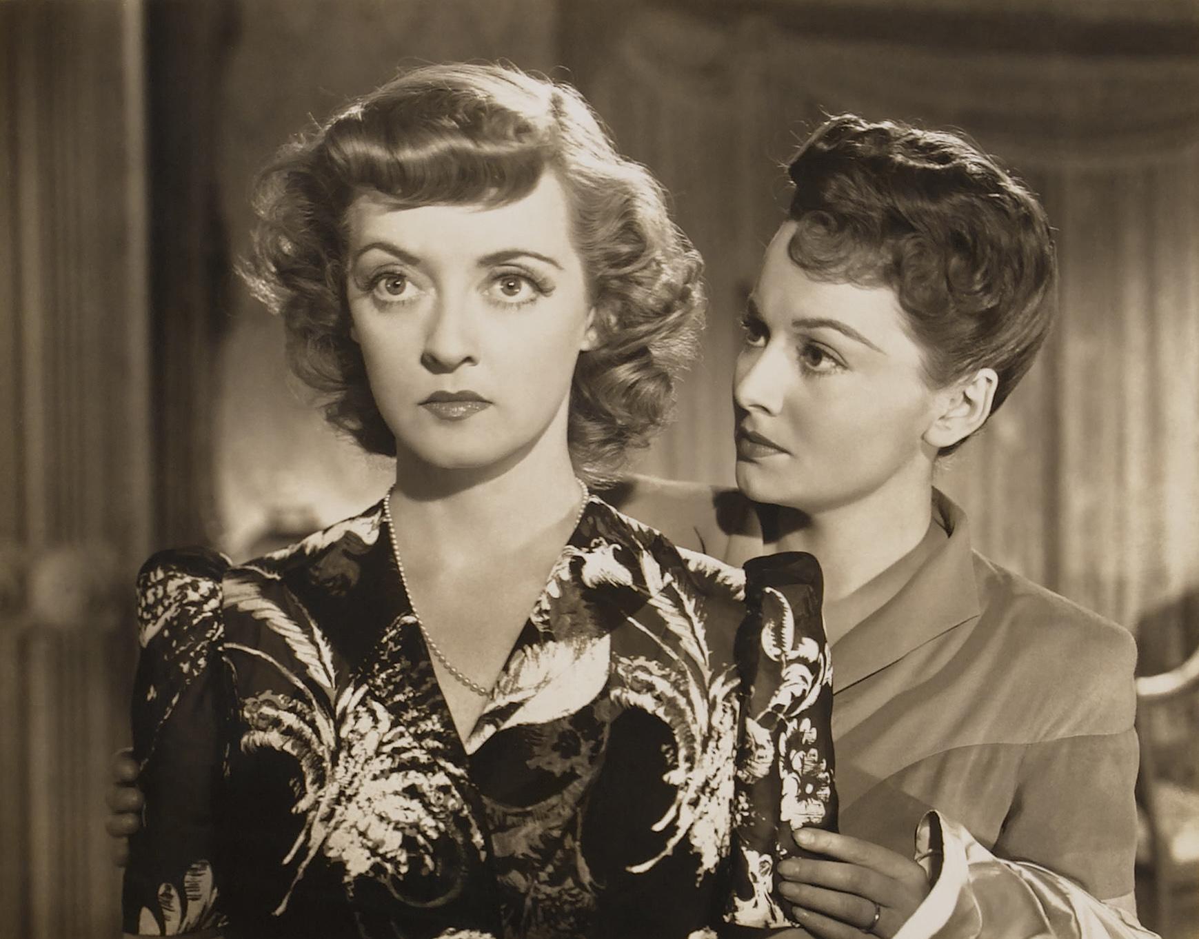 Olivia de Havilland with Batte Davis