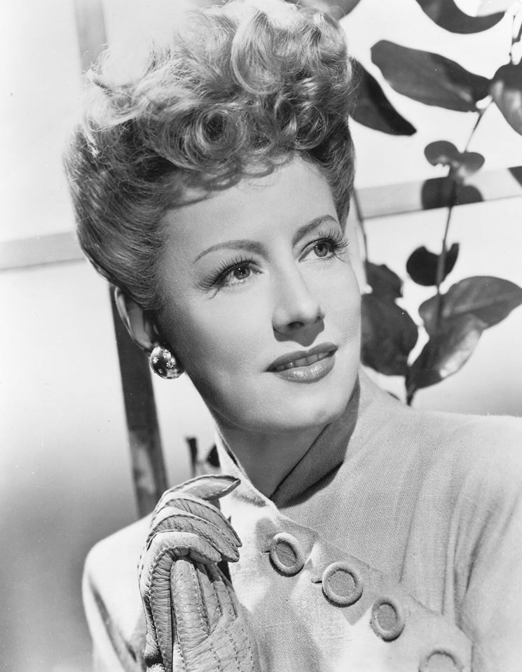 Irene Dunne's birthday! She we was nominated five times for the Best Actress Academy Award, but had only one recurring role on radio