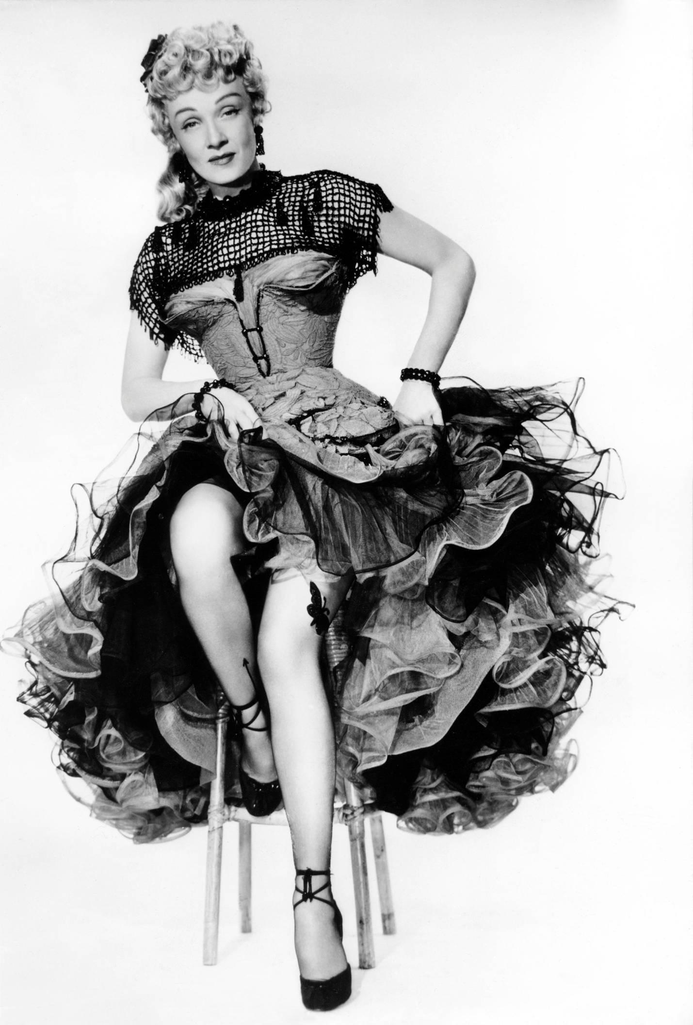 Marlene Dietrich Annex2: Old Time Radio Downloads