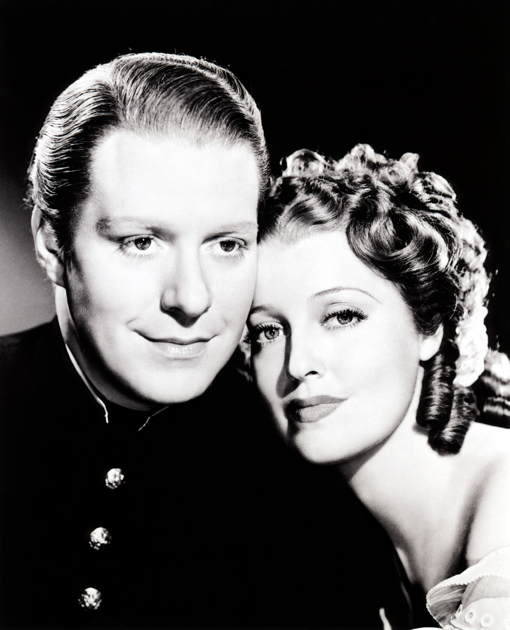 Nelson Eddy With Jeanette MacDonald