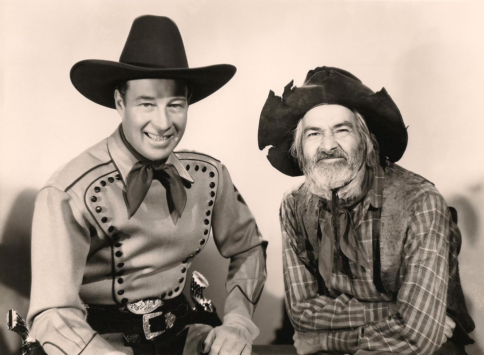 Bill Elliott With George