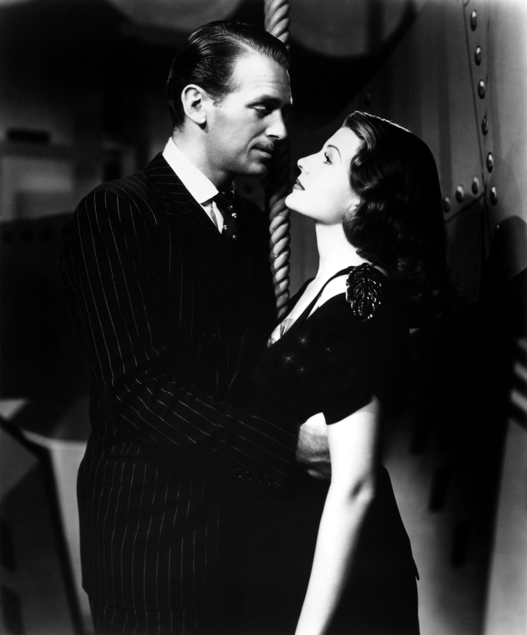 Douglas Fairbanks, Jr With Rita Hayworth