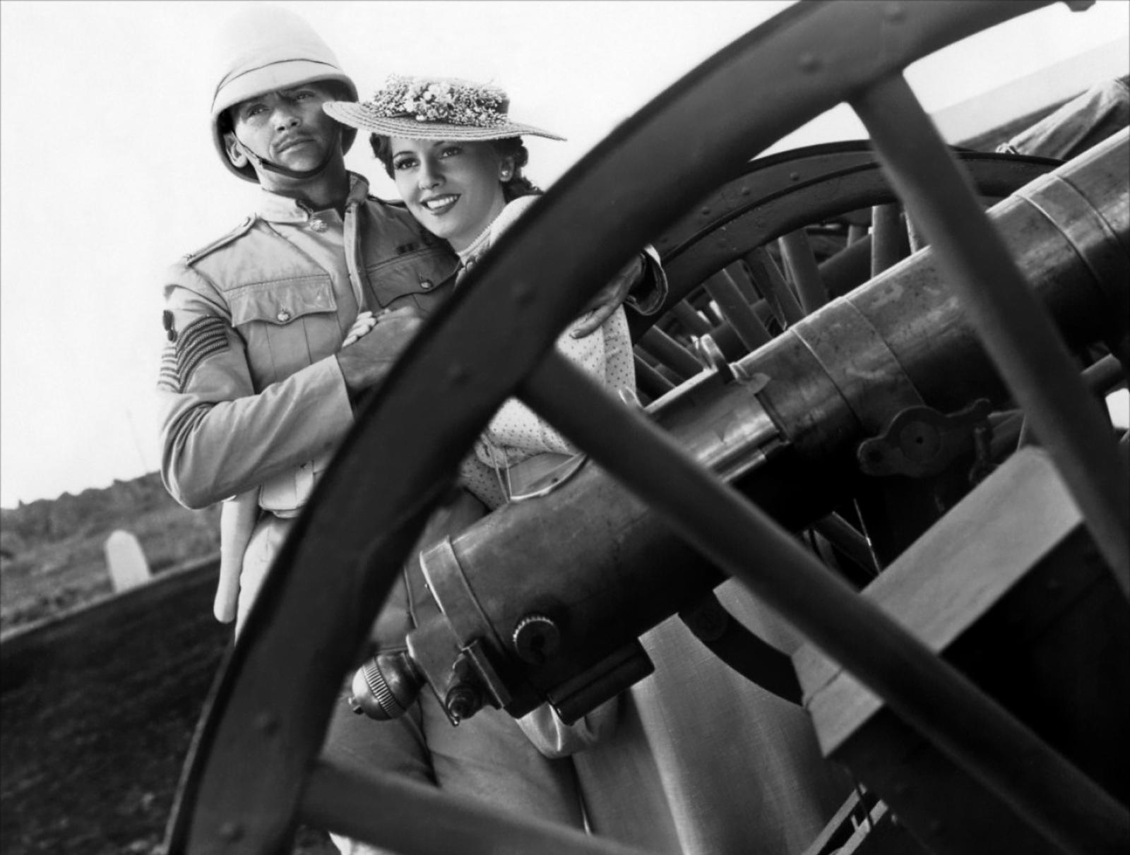 Douglas Fairbanks, Jr  With Joan Fontaine