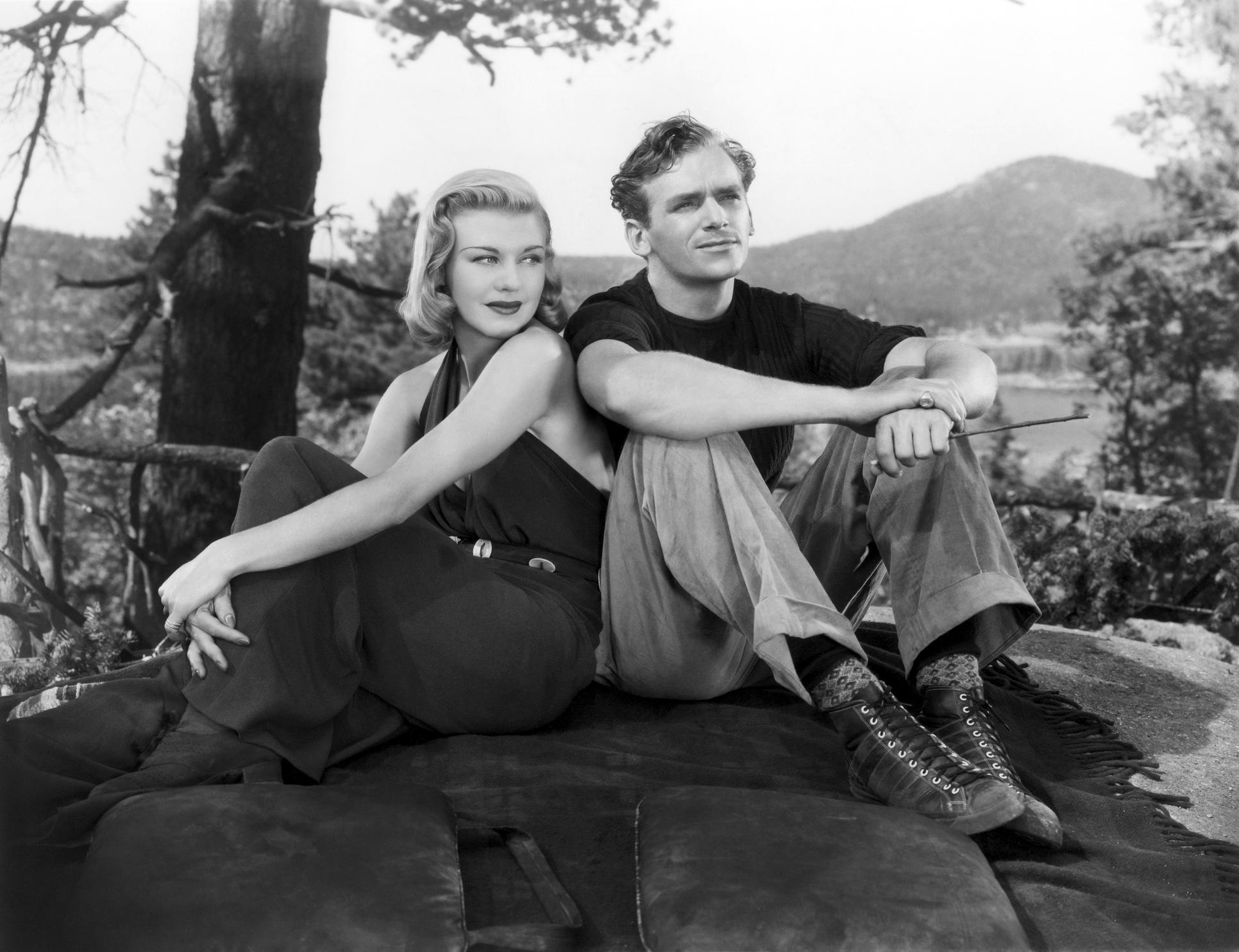 Douglas Fairbanks, Jr  With Ginger Rogers