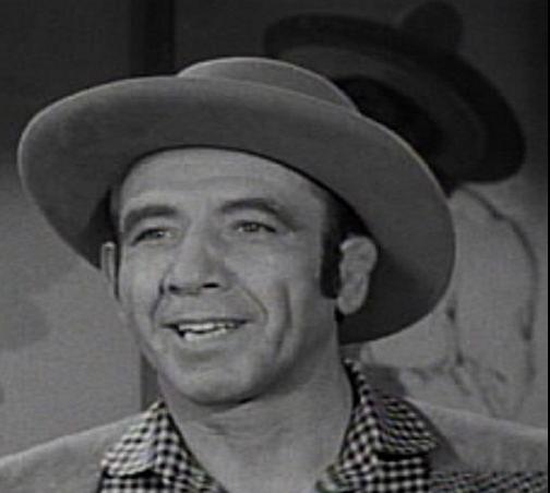 Actor MIKE MAZURKI