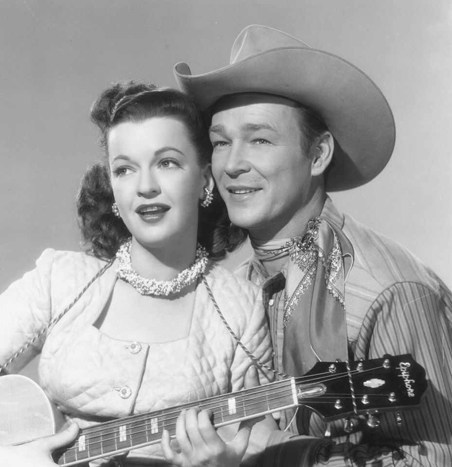 Dale Evans and Roy Roger