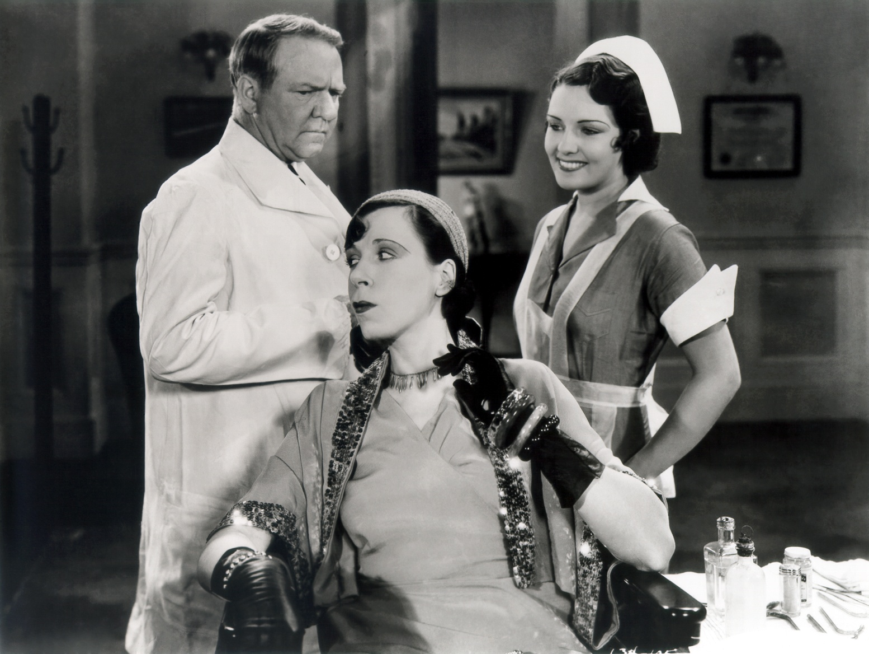 W.C. Fields, Elise Cavanna, Zedna Farle