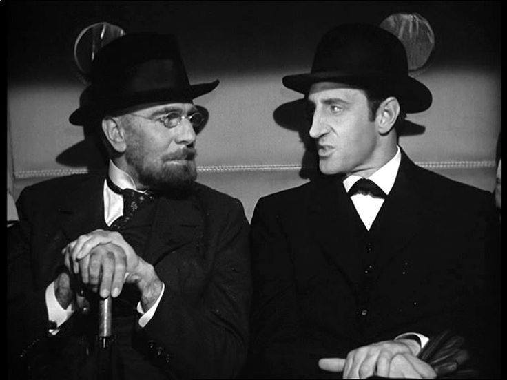 star George Zucco's best known film role was that of Professor Moriarty in The Adventures of Sherlock Holmes (1939), opposite Basil Rathbone as Sherlock Holmes.
