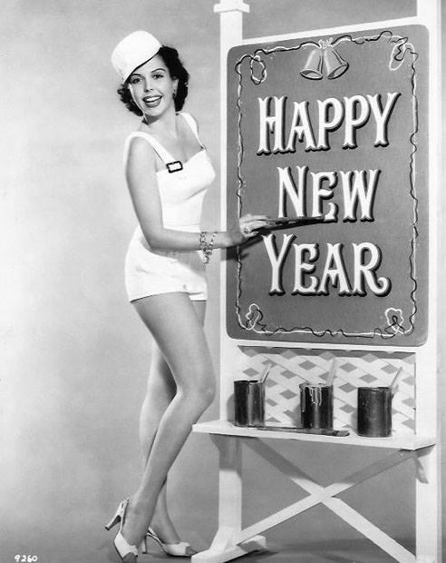 Ann Miller.