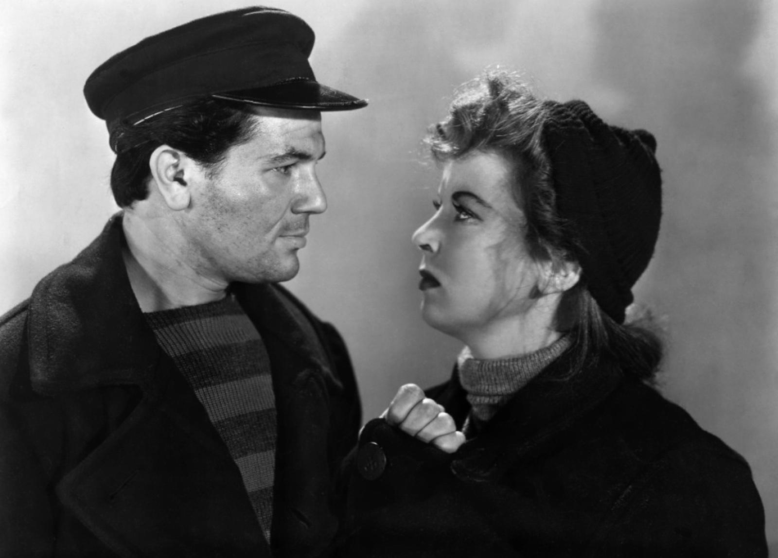 John Garfield...With Ida Lupino