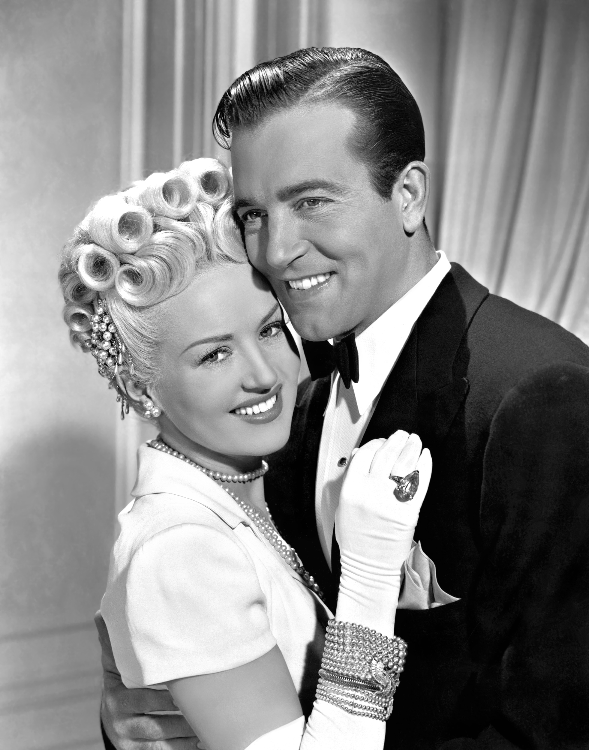 Betty Grable in The Dolly Sisters