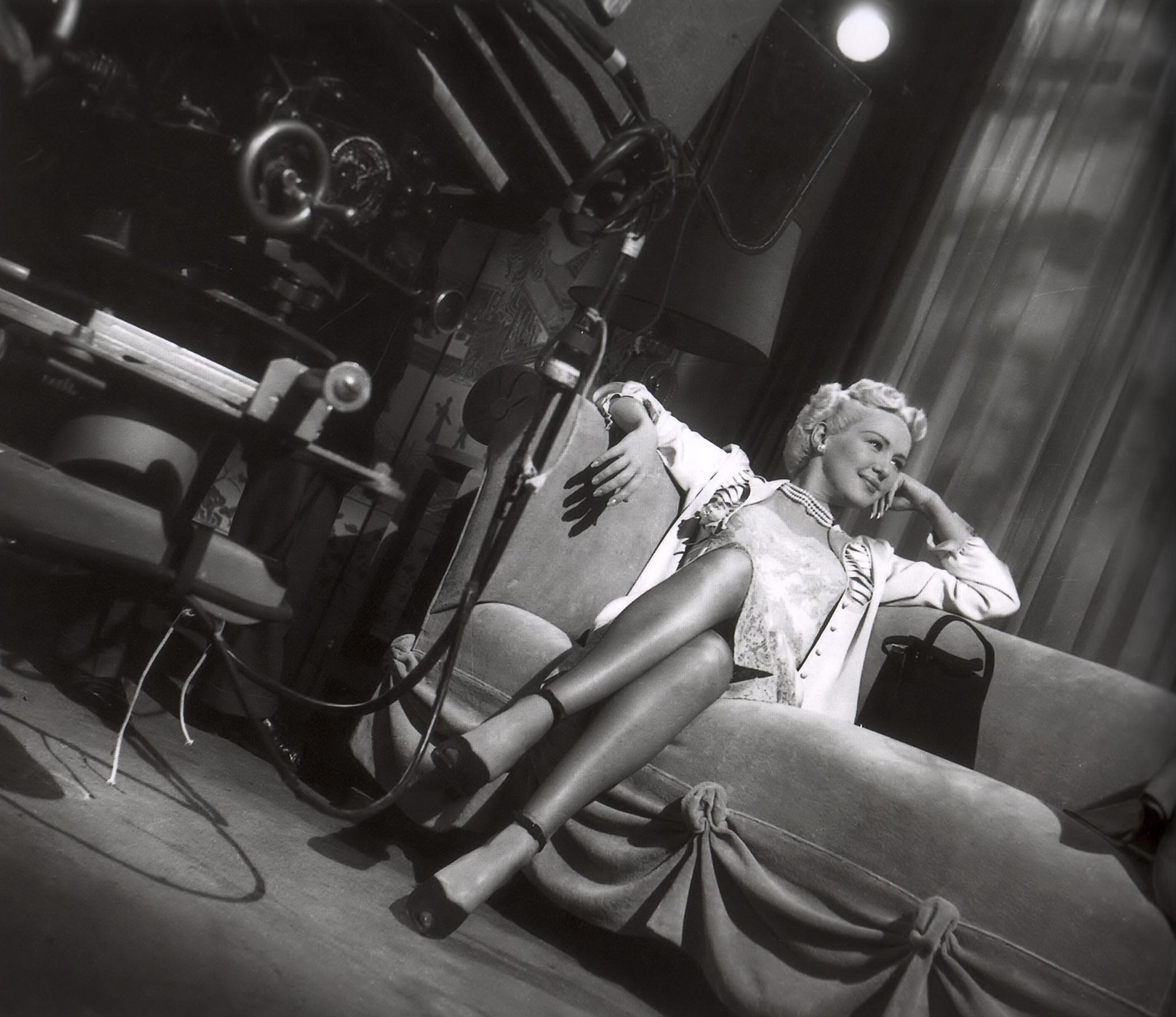 Betty Grable in My Blue Heaven