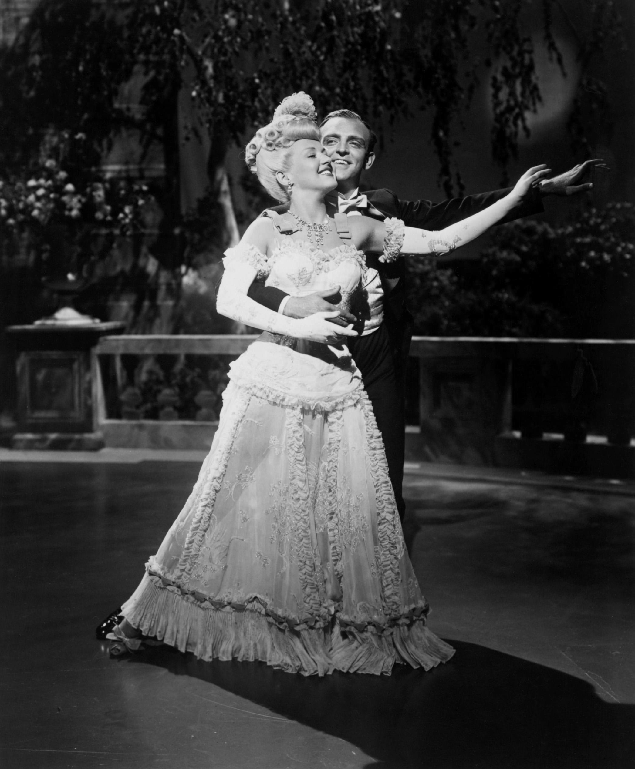 Betty Grable in Sweet Rosie O'Grady