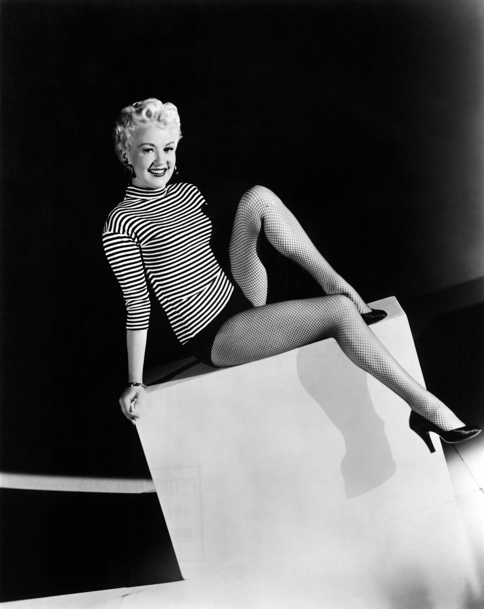 Betty Grable in Three for the Show
