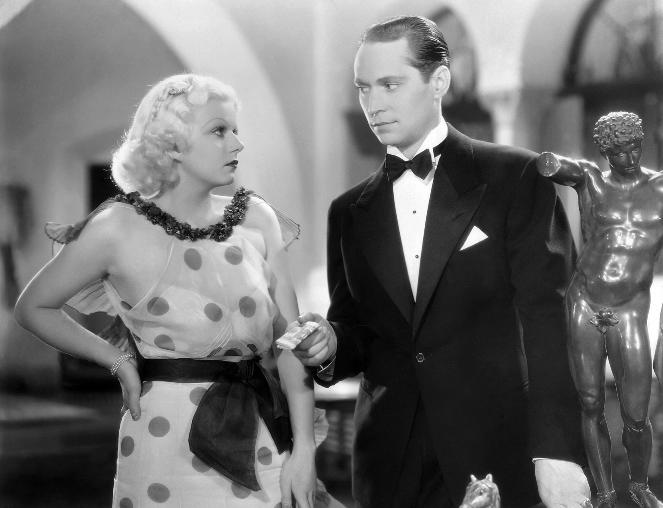 Jean Harlow in The Girl From Missouri With Franchot Tone