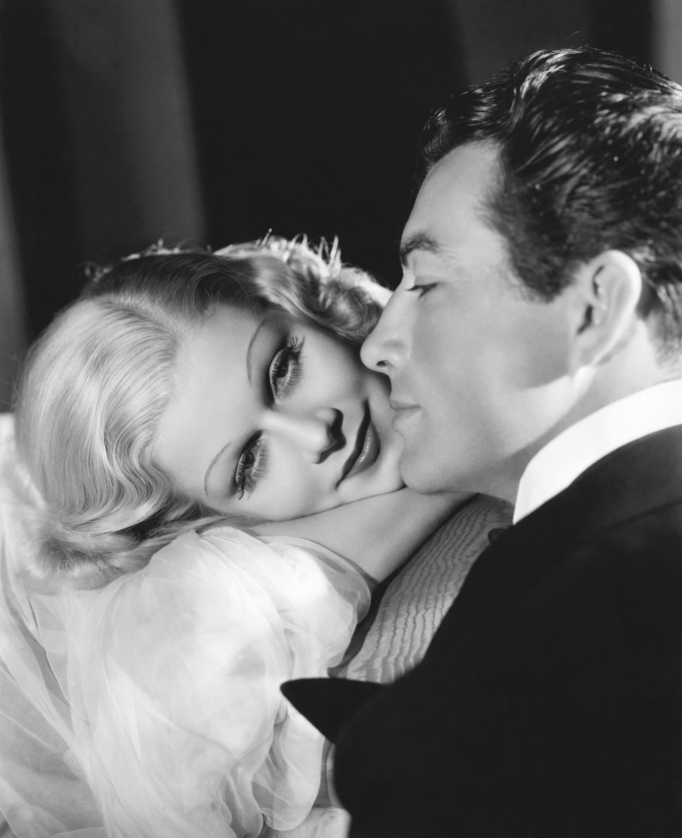 Jean Harlow in Personal Property With Robert Taylor