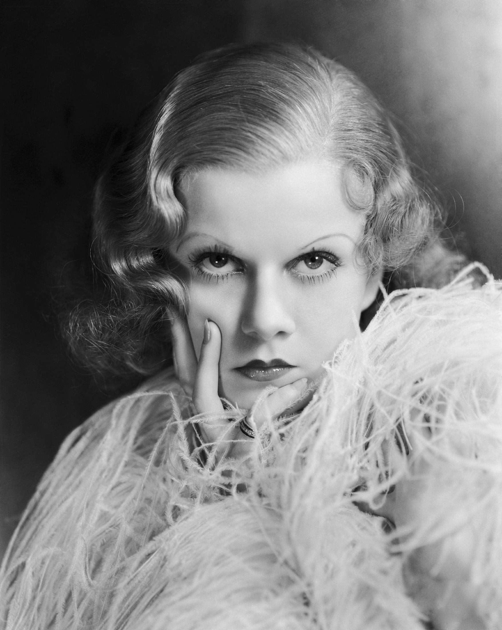 Jean Harlow in Red-Headed Woman