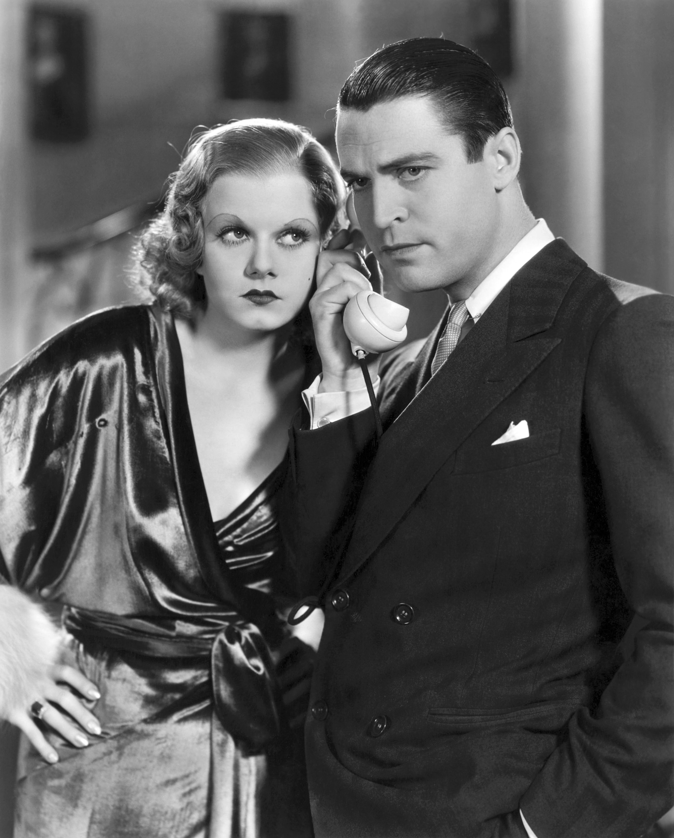 Jean Harlow in Red-Headed Woman With Chester Morris