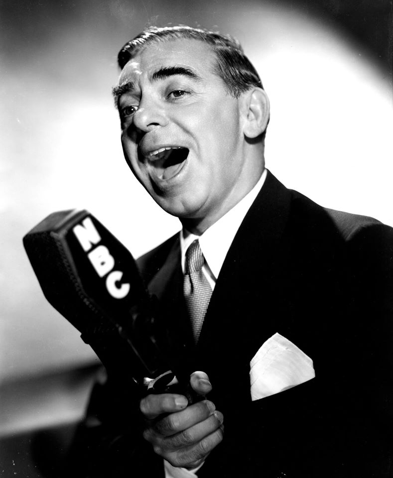 in 1931, Eddie Cantor made his radio debut on Rudy Vallee's The Fleischmann Hour. That performance led to a regular gig on the Chase & Sanborn Hour, which established him as a leading comedian.