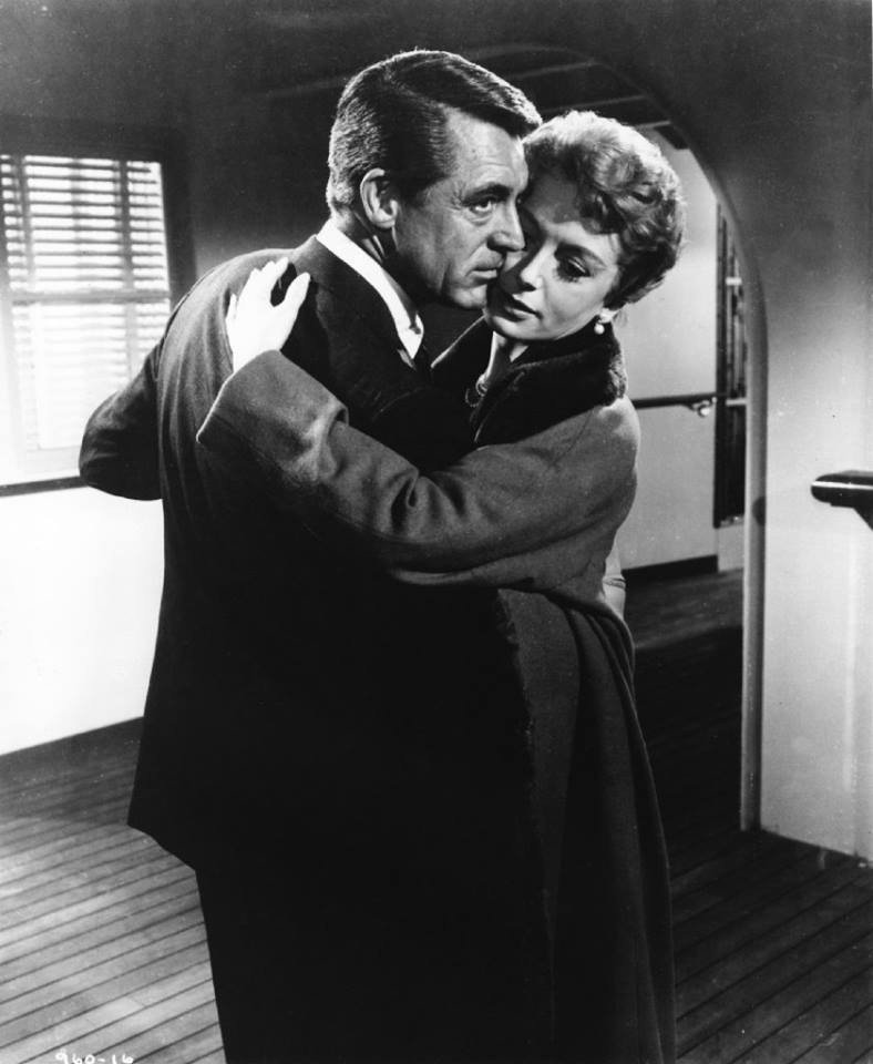 Here's a picture from one of the most romantic movies ever made 1957's