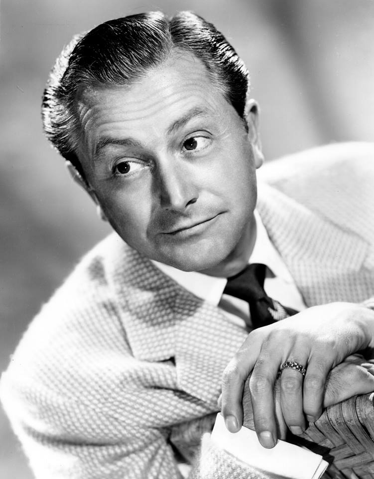 Robert Young! Young played kindhearted insurance salesman and family man, Jim Anderson, in Father Knows Best - first on radio, and then on television.